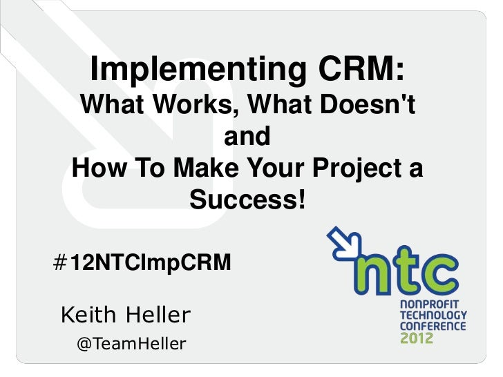 how to build a crm application