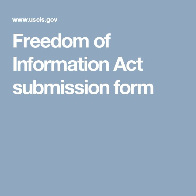 freedom of information application form qld