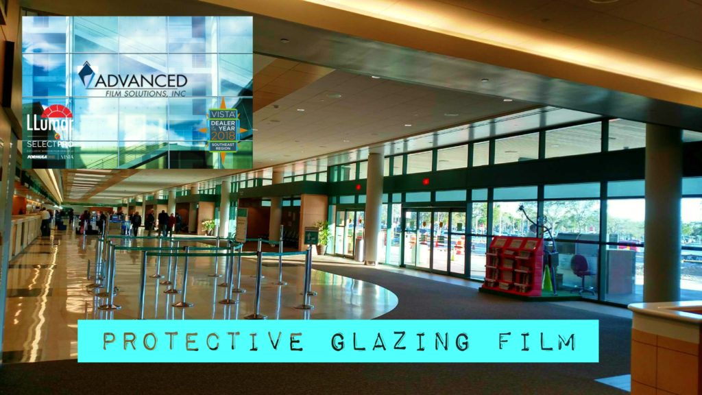 what is window film application solution