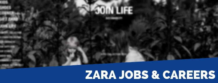 www zara com jobs application form