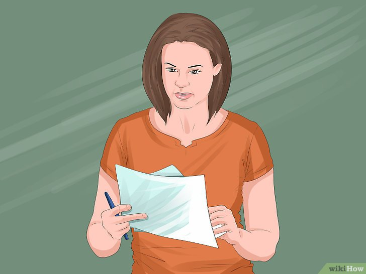 how to fill out a job application form