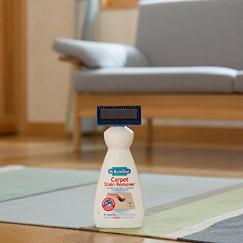 dr beckmann carpet stain remover with cleaning applicator