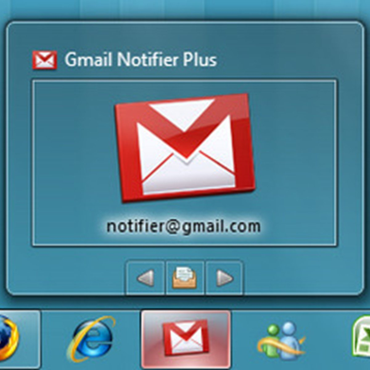 gmail application for windows 7