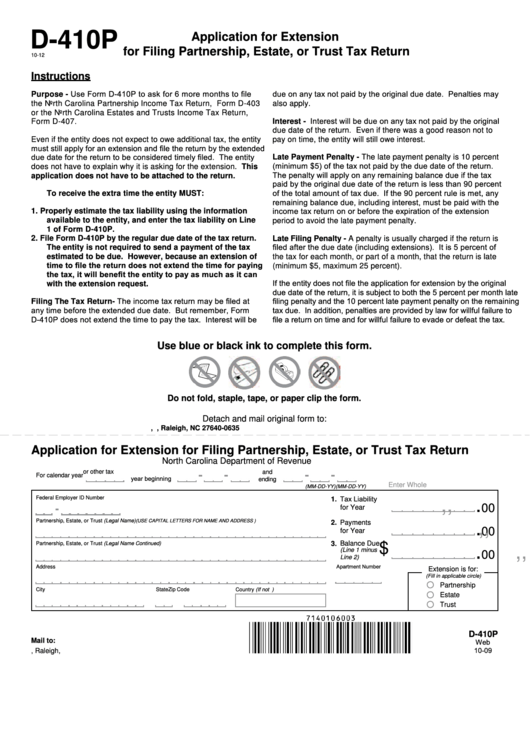 application for rebate of property taxes