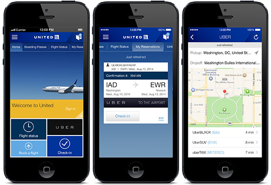 united airlines credit card application status