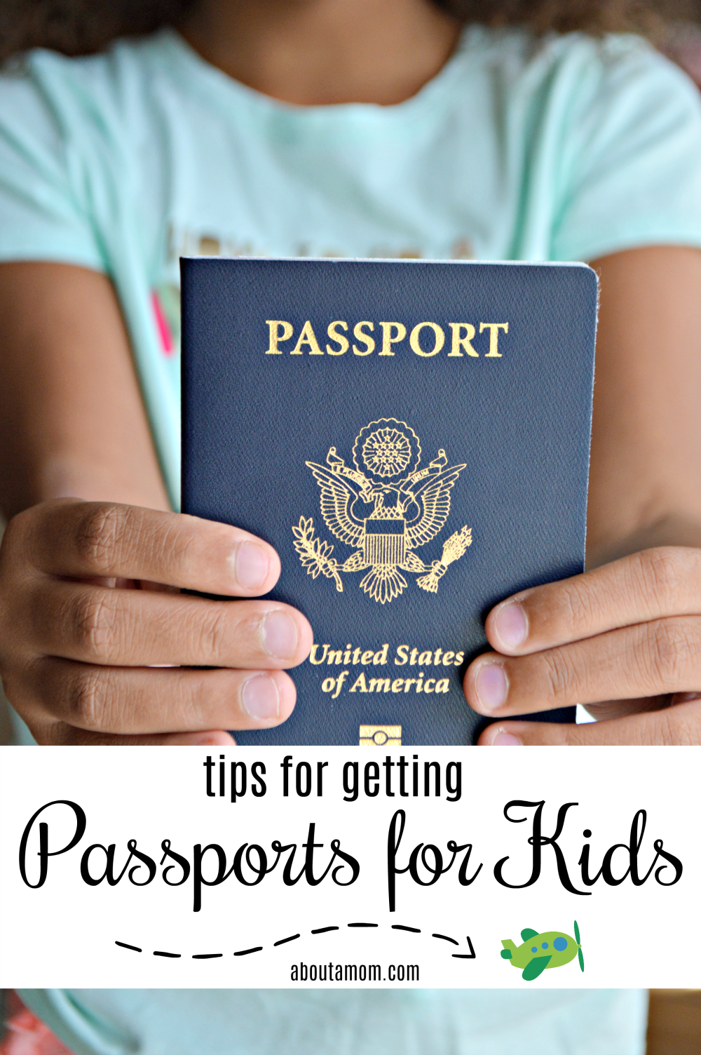 passport application process for minors