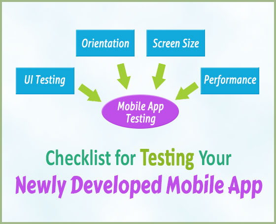 conformance testing for mobile applications