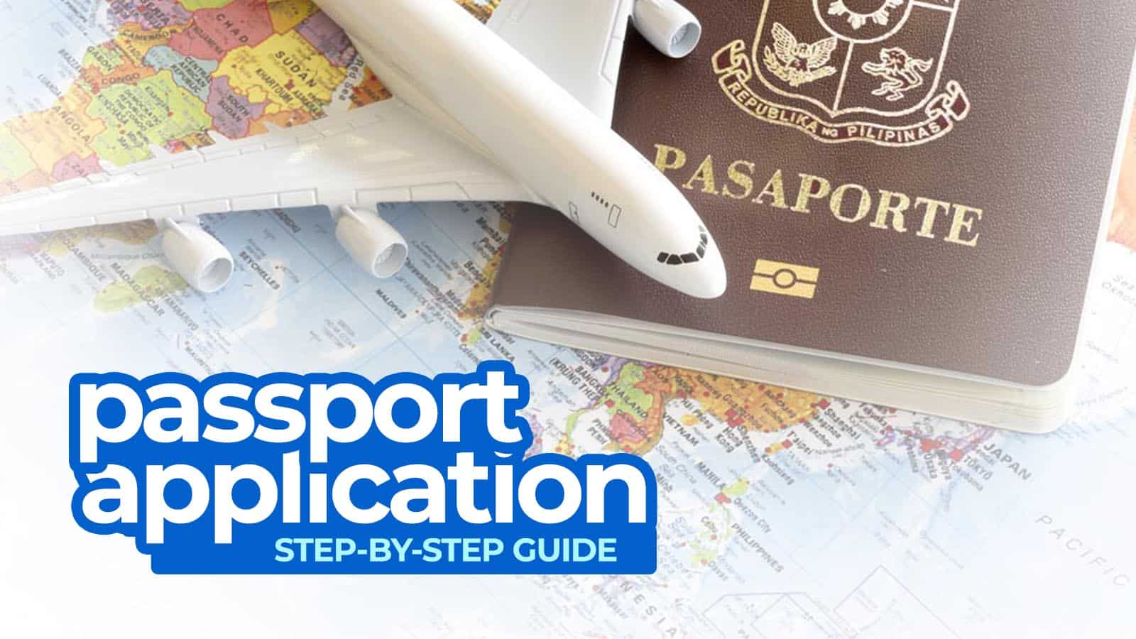 dfa online passport application appointment