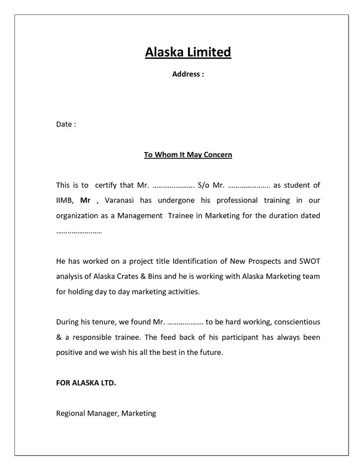 application letter for lost certificate