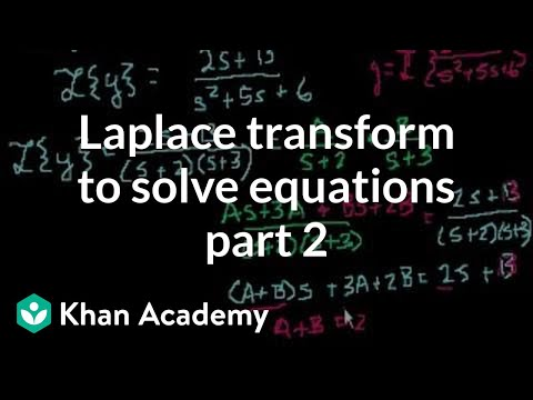 application of laplace transform in engineering ppt