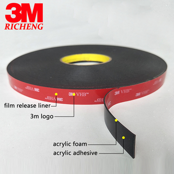 3m vhb tape application guide