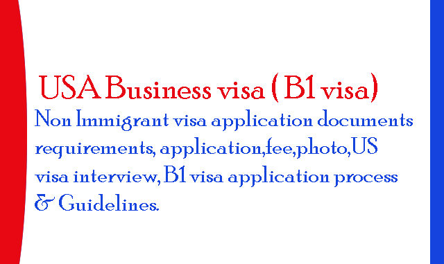 us visa application b1 b2 form