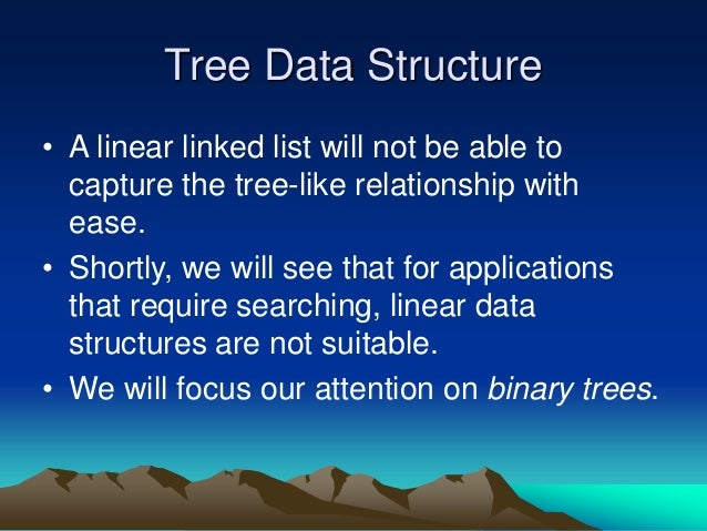 applications of binary search tree in data structure