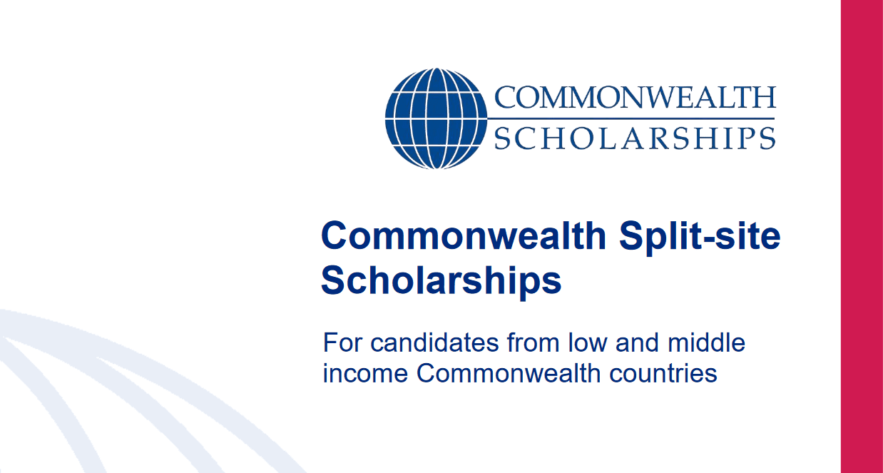 commonwealth scholarship application portal 2018
