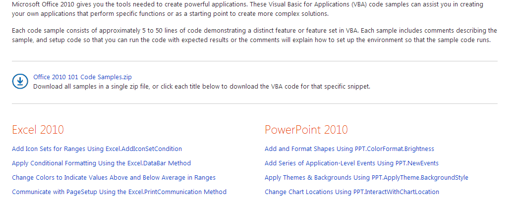 microsoft visual basic for applications excel 2013