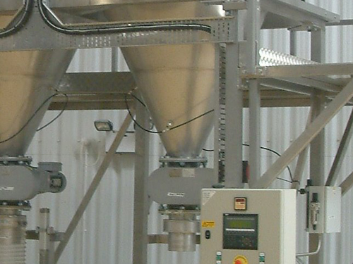 application of pneumatic system in industry