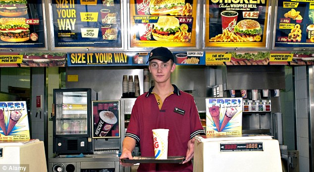 online applications for fast food restaurants