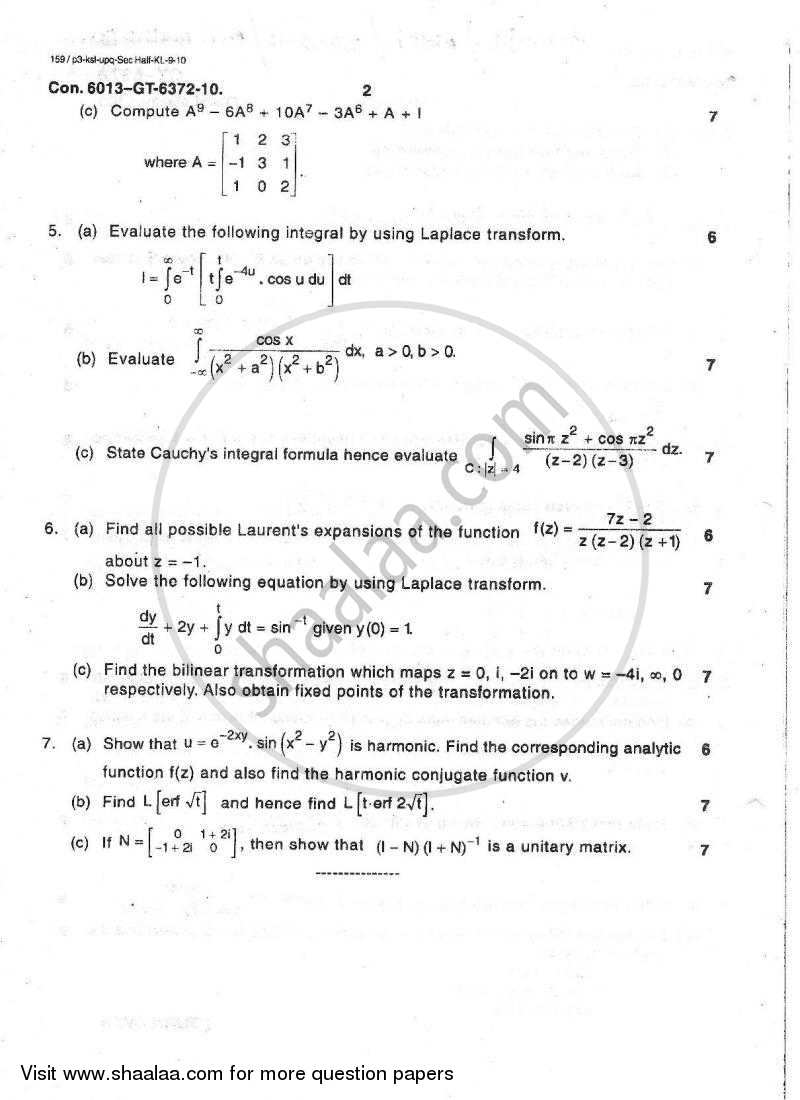 application of mathematics in engineering field pdf