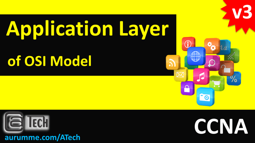 function of application layer in osi model