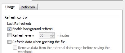 excel runtime error 1004 application defined or object defined error