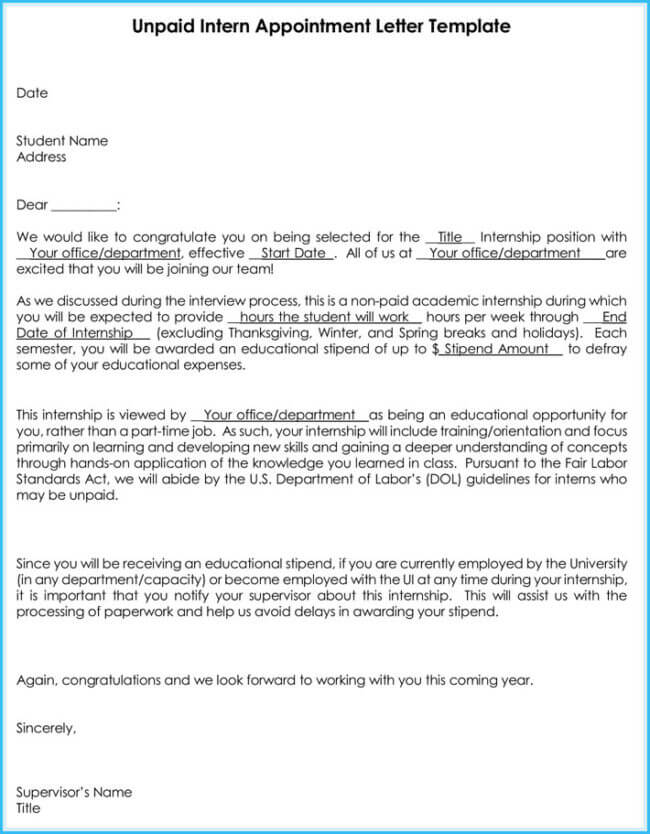 application letter for hotel staff