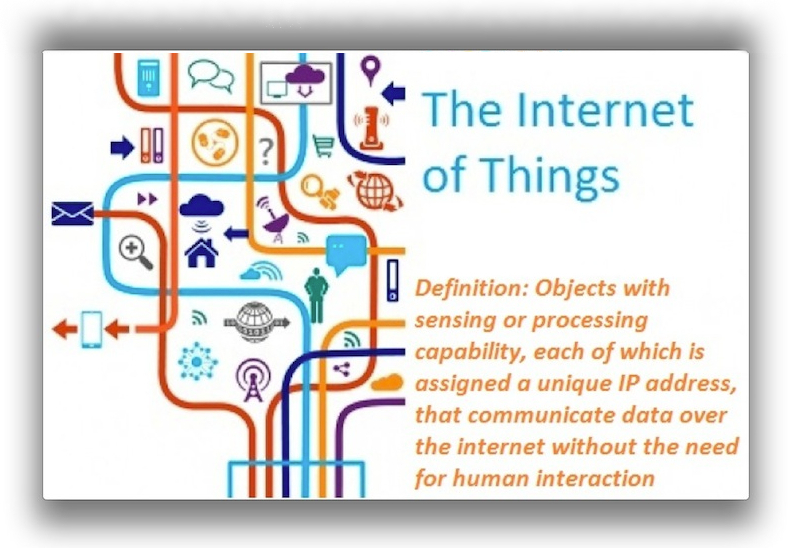 what is internet of things applications