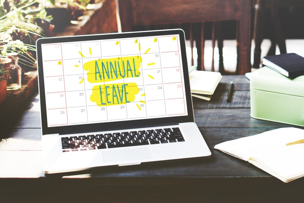 can employer reject annual leave application