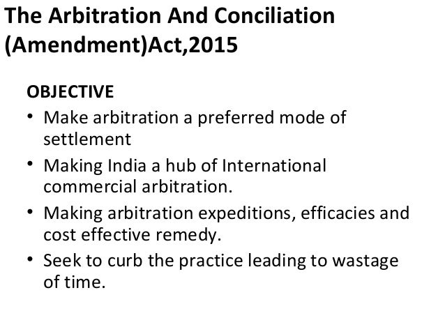 place of arbitration and applicable law