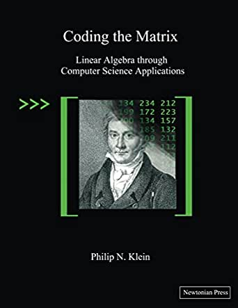 linear algebra and its applications in computer science