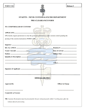 st kitts and nevis citizenship application forms