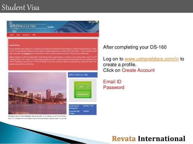 how to pay for ds 160 visa application