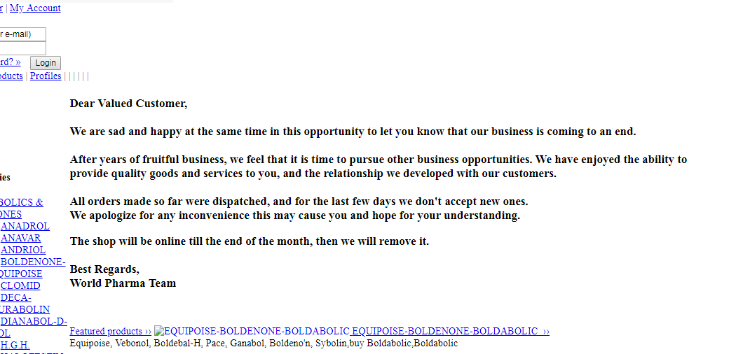 unsuccessful job application letter reply