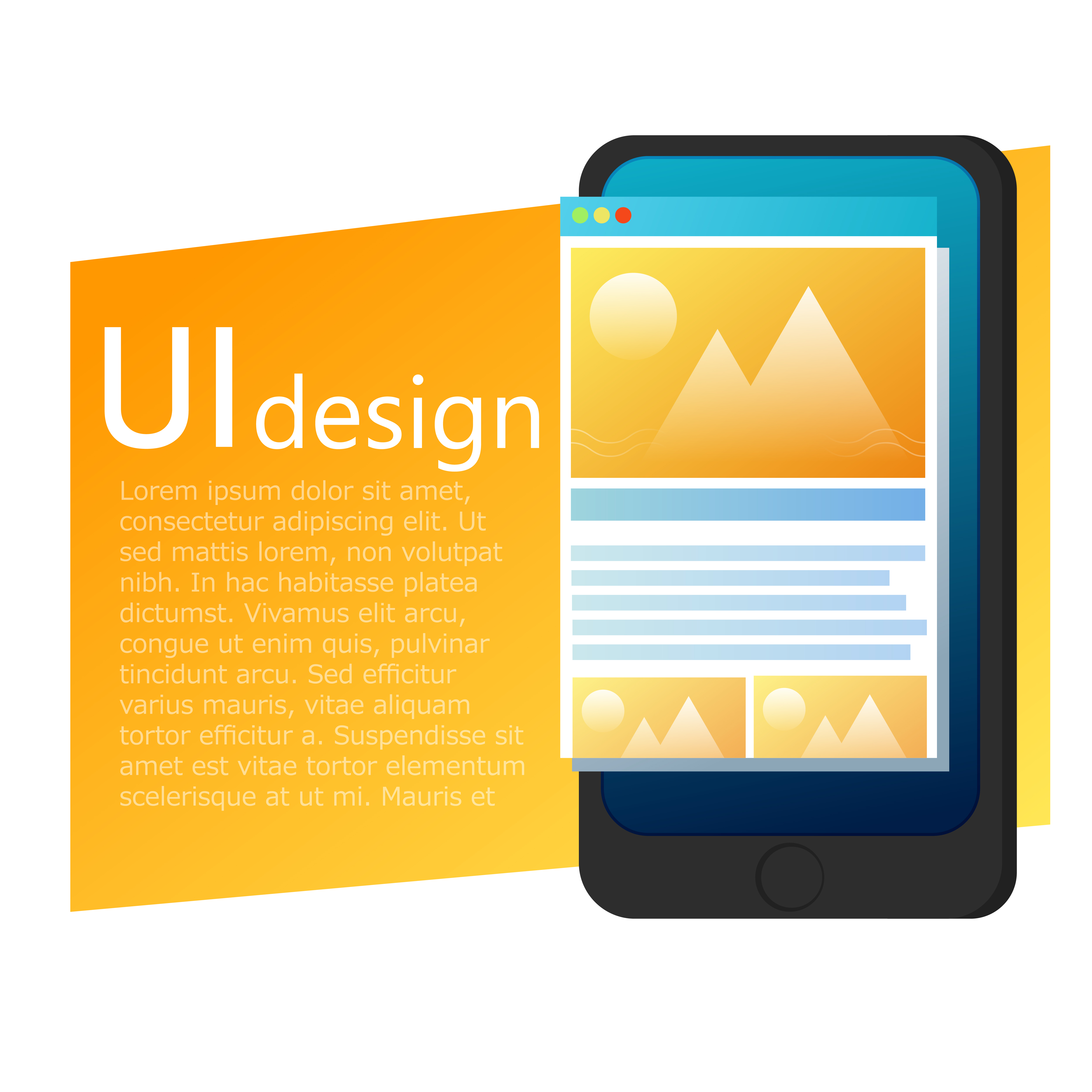 user interface design principles for mobile applications