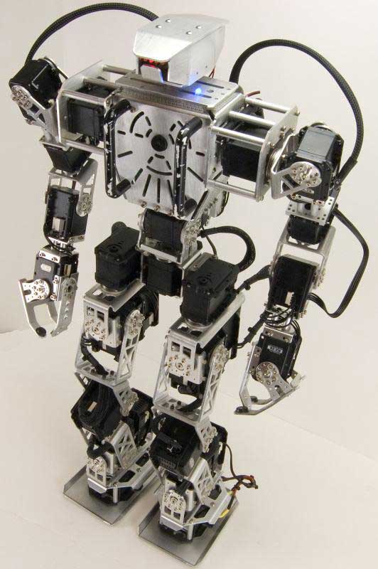 sensors and their application in robotics