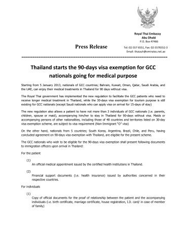 application for police clearance certificate thailand