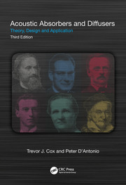 acoustic absorbers and diffusers third edition theory design and application