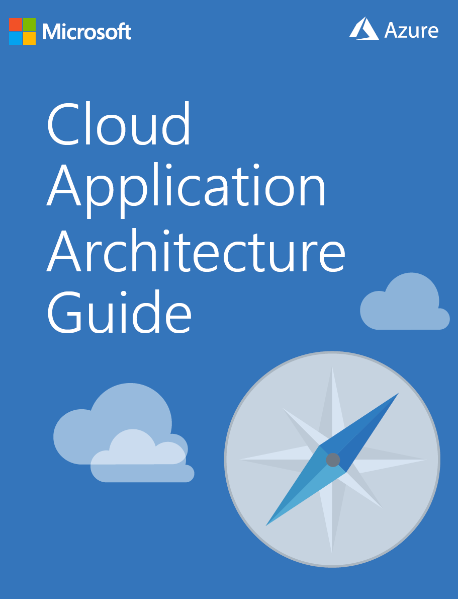 microsoft application architecture guide 2017