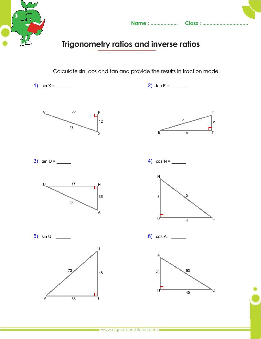 application of trigonometry in real life pdf