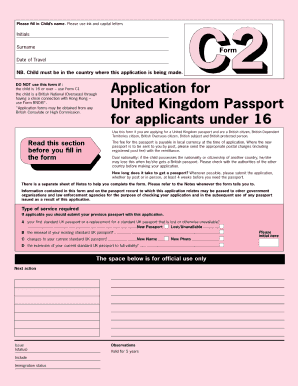 print british passport application form