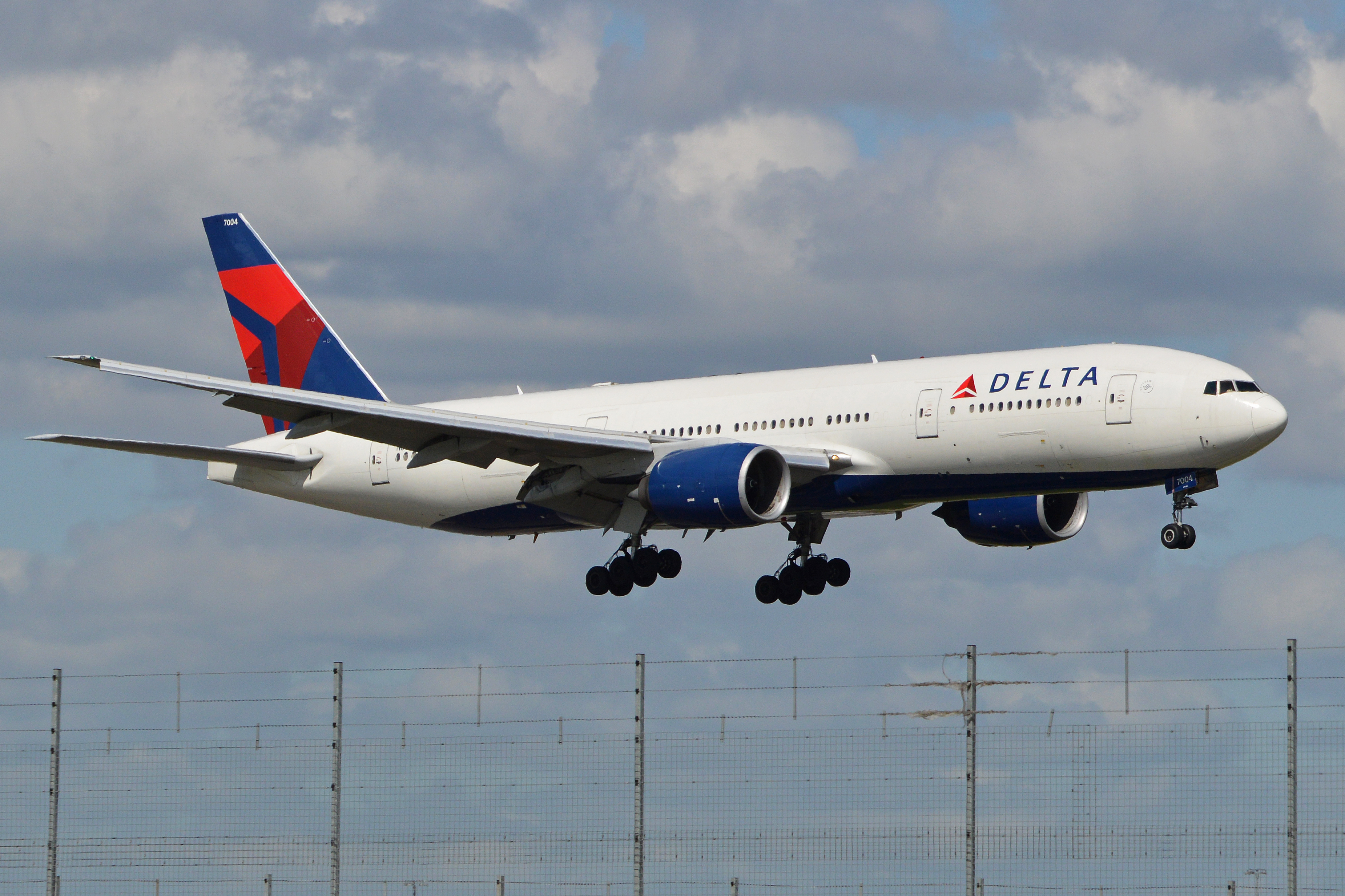 delta airlines application under review