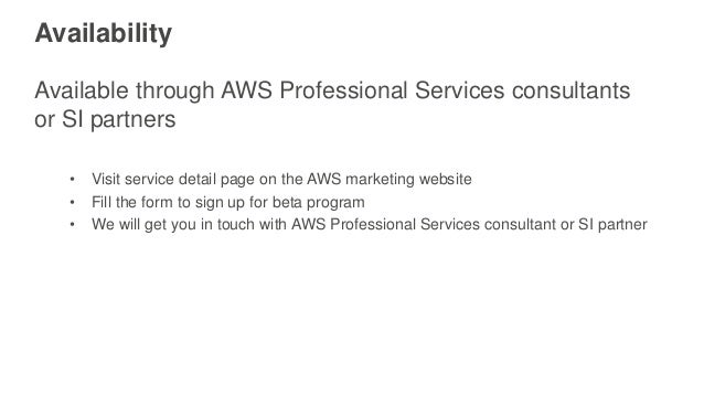 aws application discovery service cost