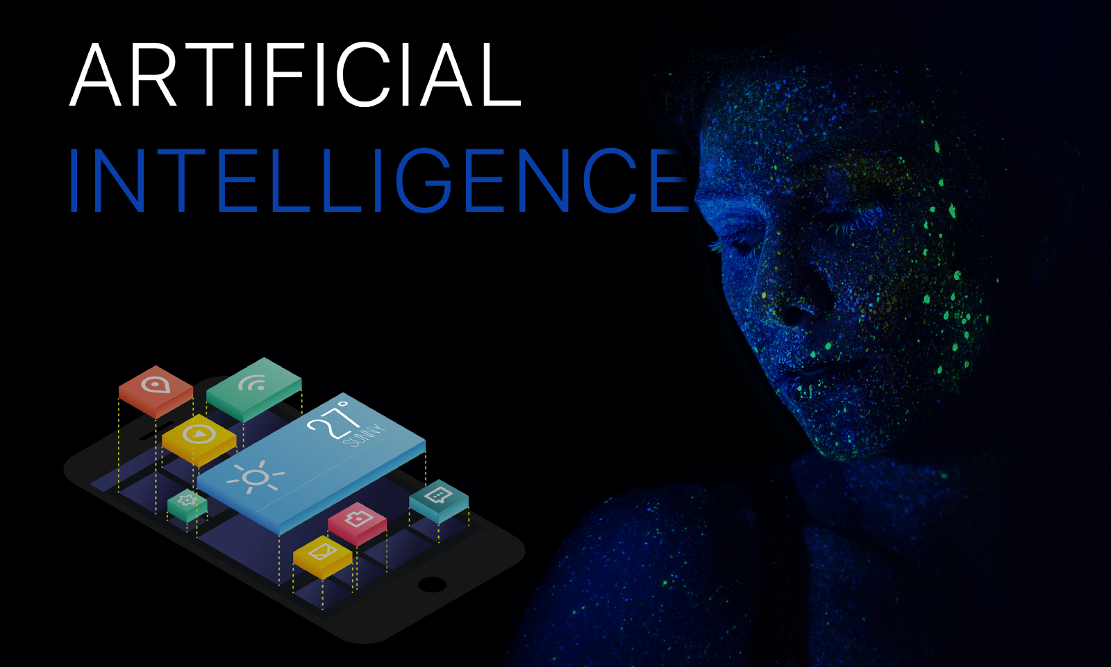 artificial intelligence in mobile applications