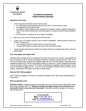 barfoot and thompson application form