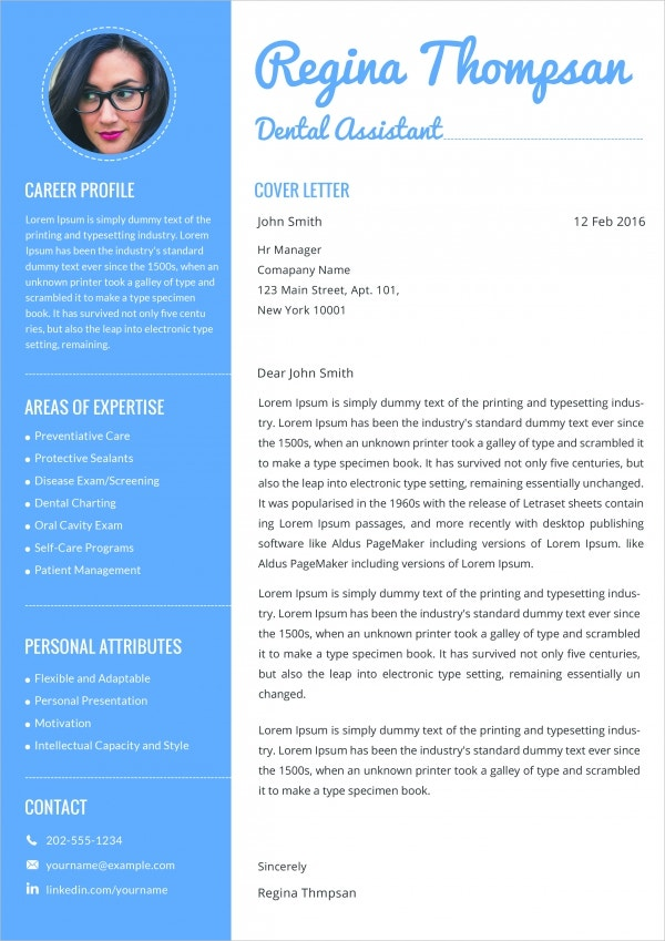 cover letter for chef job application