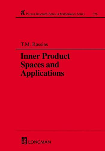application of inner product space