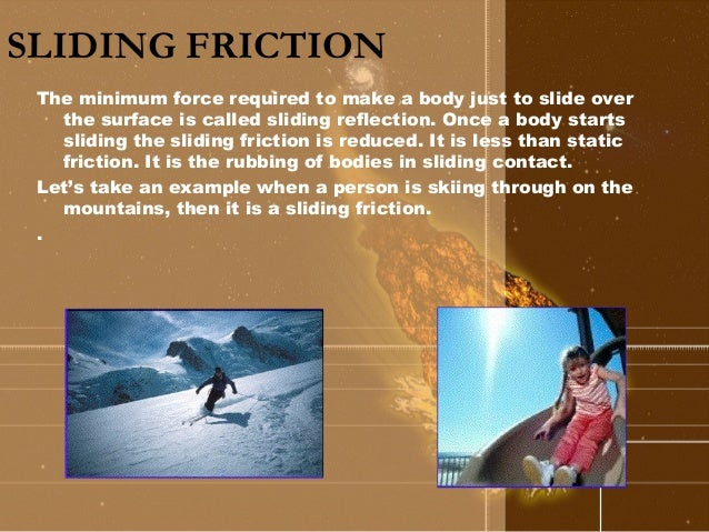 application of friction in daily life