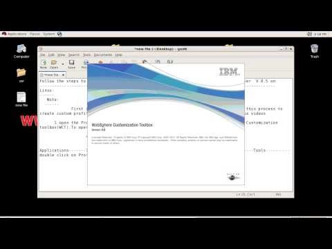 how to learn websphere application server