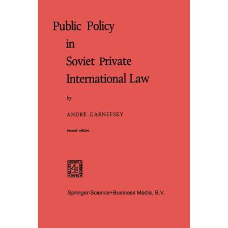 application of private international law