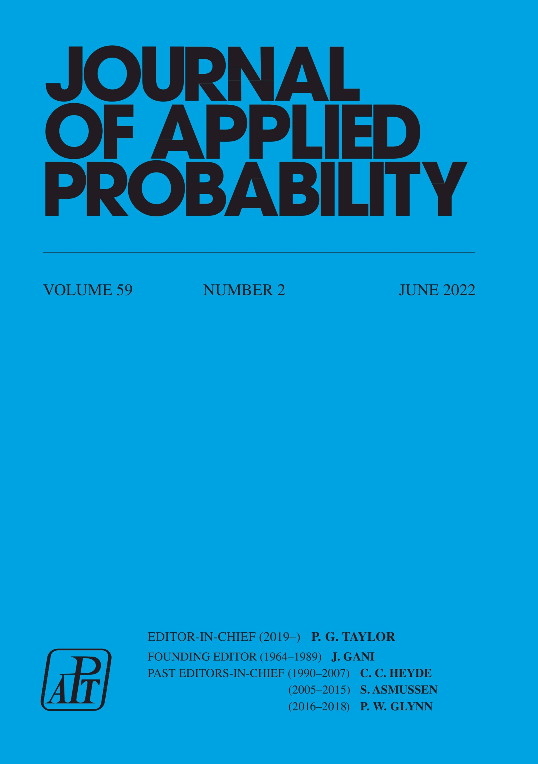 journal of statistics applications & probability