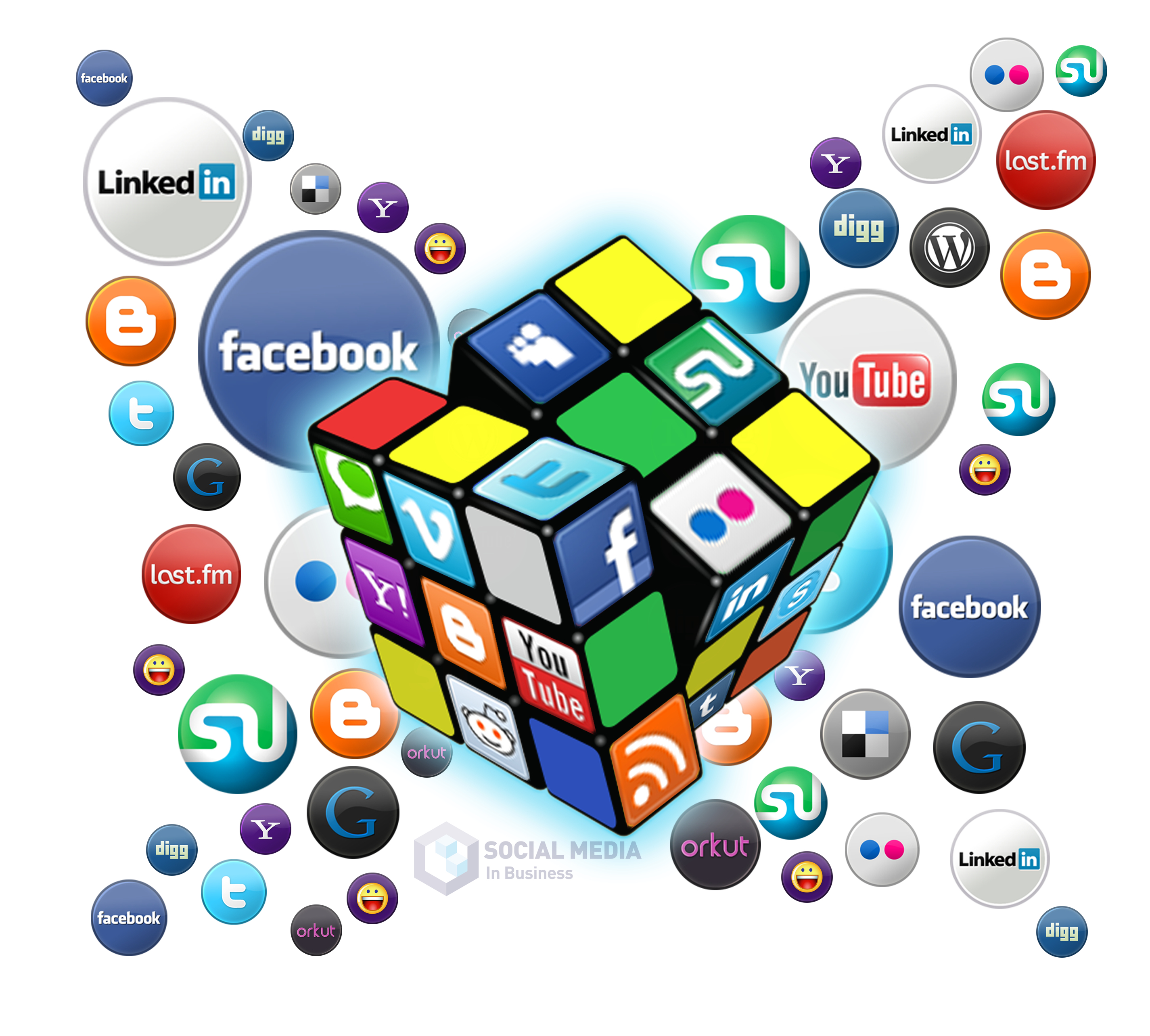 what are social media tools and applications